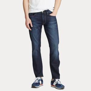 Polo Ralph Lauren Varick Slim-Straight Jeans